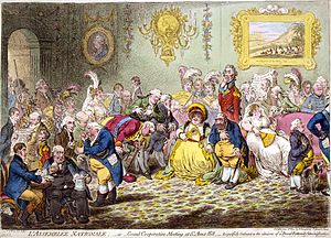 L'Assemblée Nationale ; —or — Grand Co-operati...