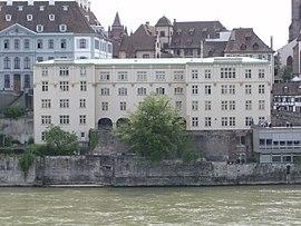 Antigua Universidad de Basilea.