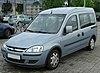 Opel Combo C Tour 1.7 DTI front 20100808.jpg