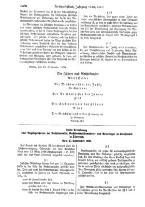 de: Fünfte Verordnung zum Reichsbürgergesetz. ...