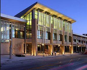 English: Baton Rouge River Center
