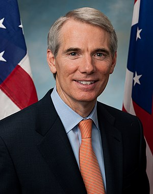Official portrait of United States Senator (R-OH).