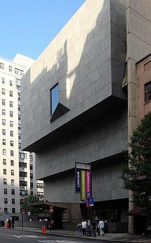 Whitney Museum of American Art/New York