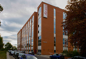Headquarter, Air Berlin PLC & Co. Luftverkehrs...