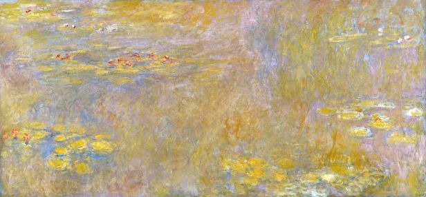 """""""Water-Lilies"""" byClaude Monet"""