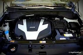 Hyundai Lambda engine  Wikipedia