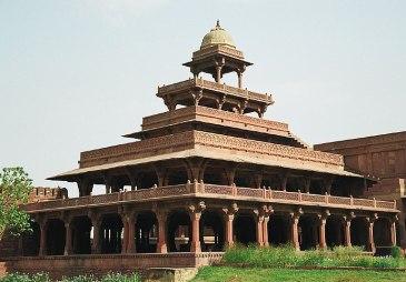 File:Fatehpur Sikri Panch Mahal.jpg