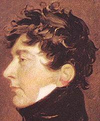 Pr�ncipe Jorge, Pr�ncipe de Gales, actuó como Pr�ncipe-Regente desde 1811 hasta 1820.