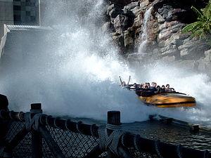 Jurassic Park River Adventure, Islands of Adve...