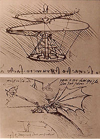 Leonardo Da Vinci is well known for his creati...