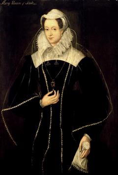 Toby Regbo Mary Storia Maria durante la prigionia, 1575.