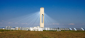 Solucar PS10 is the first solar thermal power ...