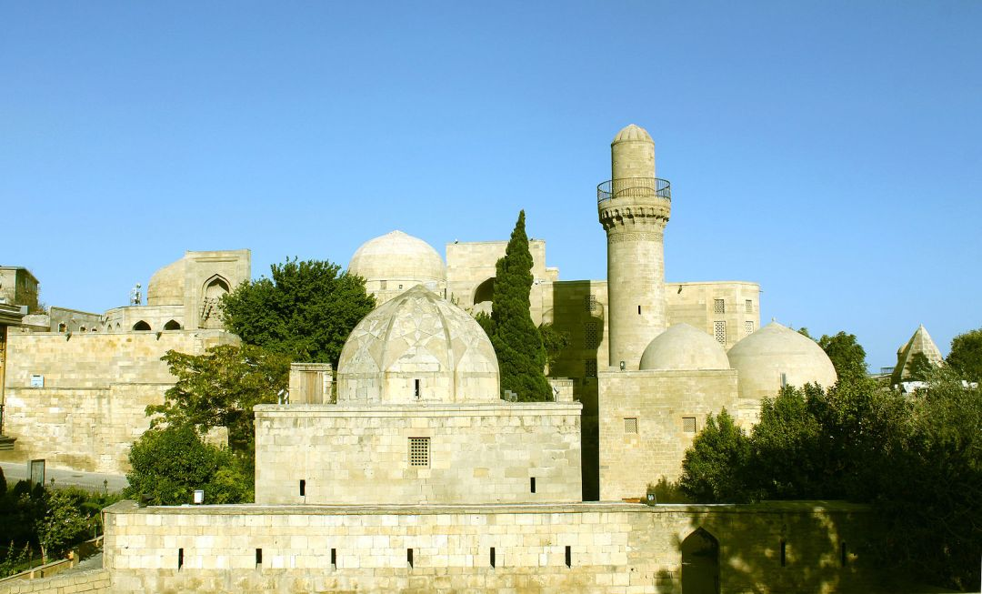 The Palace of the Shirvanshahs
