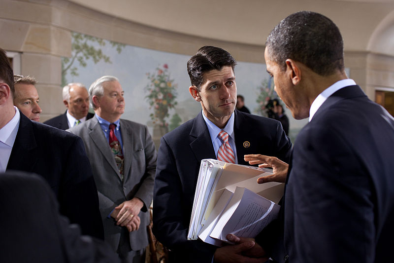 File:Paul Ryan with Barack Obama 02-25-10.jpg