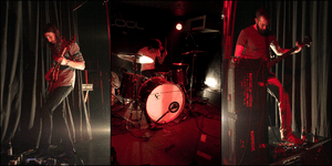 English: A montage of the post-metal band Russ...