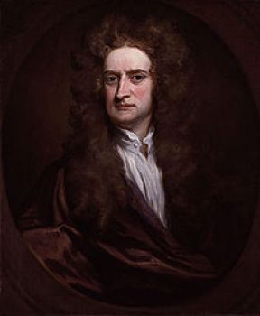 Ο Isaac Newton