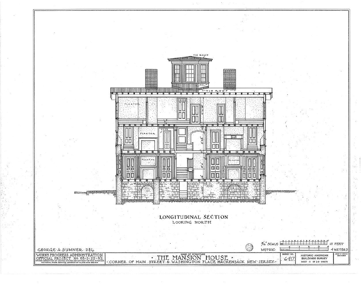 File Washington Mansion House Tavern Main Street And Washington Place Hackensack Bergen