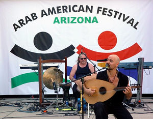 English: Arab American Festival - ARIZONA