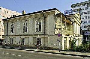 Roman: Casa Celibidache
