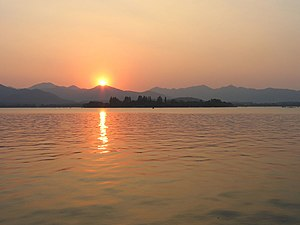 China Hangzhou Westlake