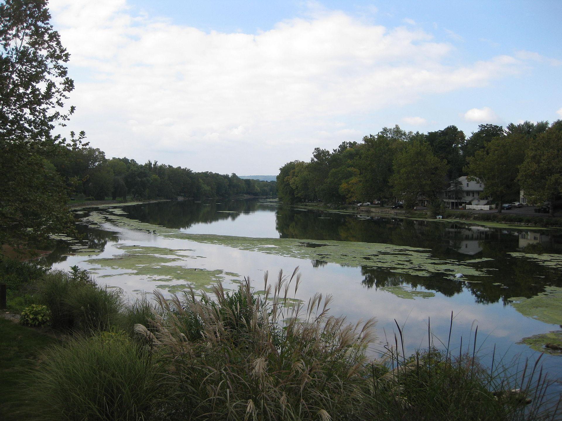 Conodoguinet Creek Biome