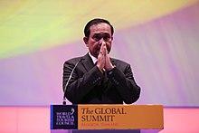 Prayut Chan-o-cha, WTTC Global Summit, 2017