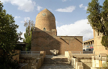 Mausoleum of Ester and Mordecai in Hamedan, Iran
