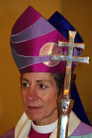 Dr. Katharine Jefferts Schori