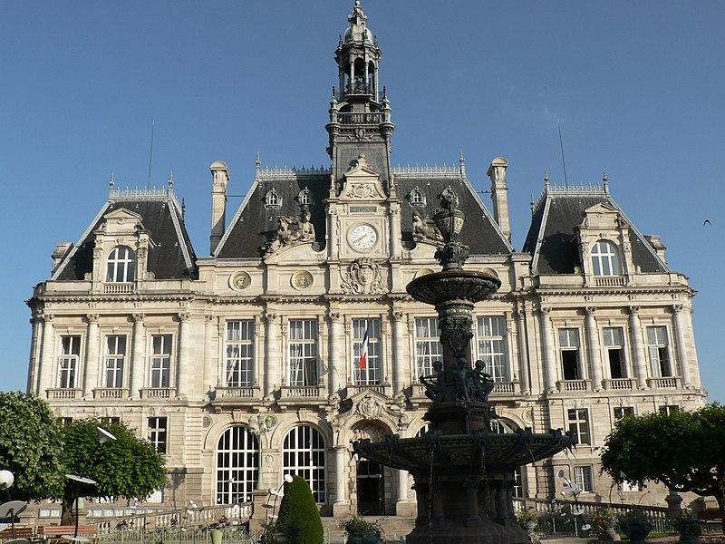 Dosya:Limoges Mairie.jpg