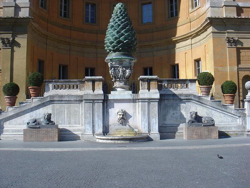 https://i2.wp.com/upload.wikimedia.org/wikipedia/commons/thumb/5/51/Musei_vaticani_-_cortile_della_pigna_01167.JPG/800px-Musei_vaticani_-_cortile_della_pigna_01167.JPG