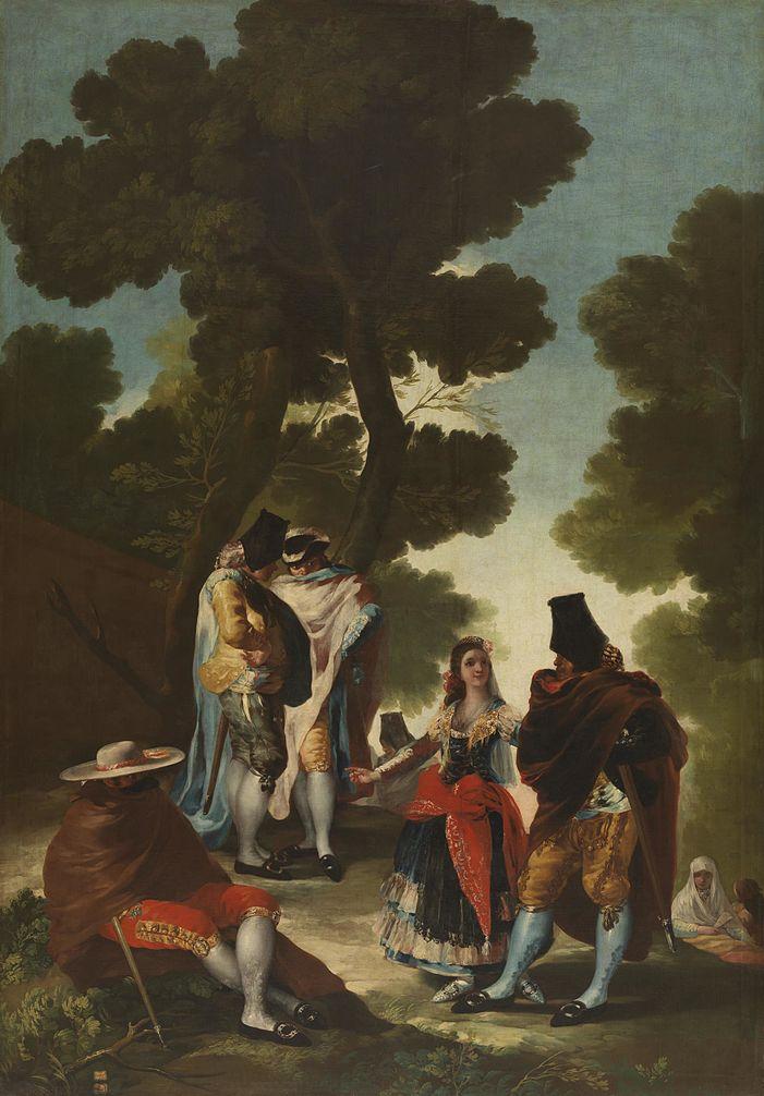 Paseo Andalucá (detalle) Goya lou.jpg