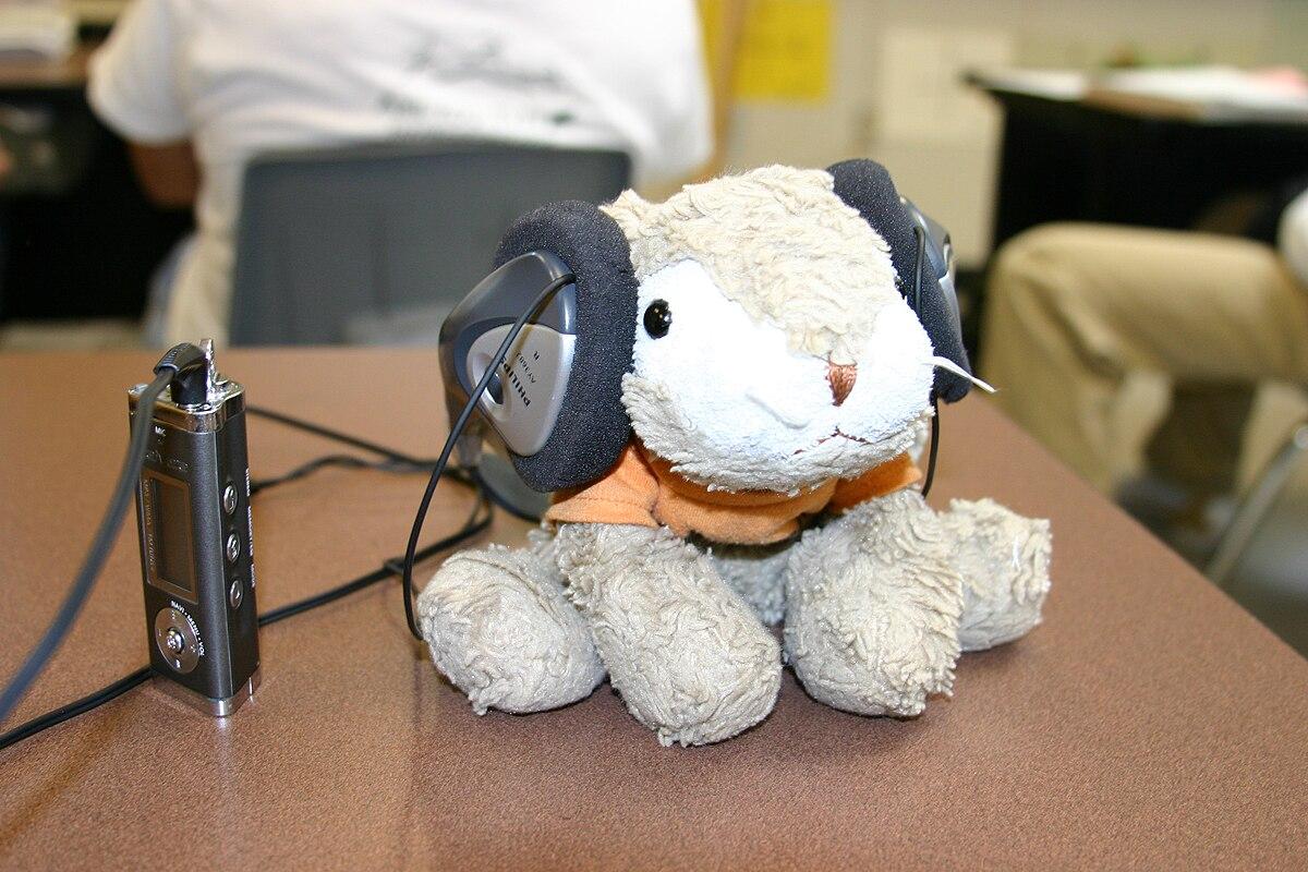 Plush bunny with headphones.jpg