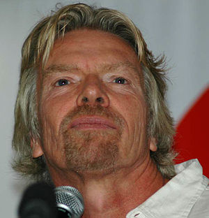 Richard Branson in South Africa, 2004 - Leadership, Coaching and Empowerment