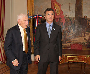 Buenos Aires. El Jefe de Gobierno de la Ciudad...