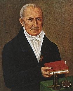 Alessandro Volta... era un conte, lo sapevate?