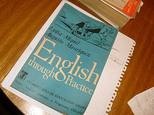 English textbook, as second language Miquel L,...