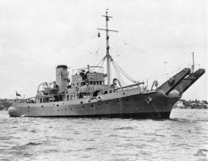 HMAS Karangi - Wikipedia