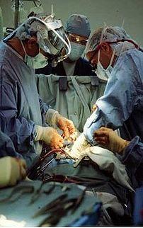 IJN Surgeon Performing Cardiothoracic Surgeries