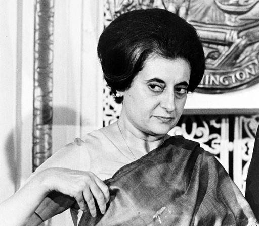 Indira Gandhi 1966 cropped