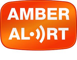 Nederlands: AMBER Alert Nederland logo