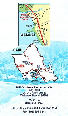 Pililaau Army Recreation Center - Wikipedia