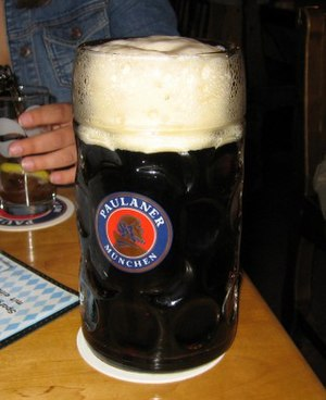 English: Paulaner Dunkel