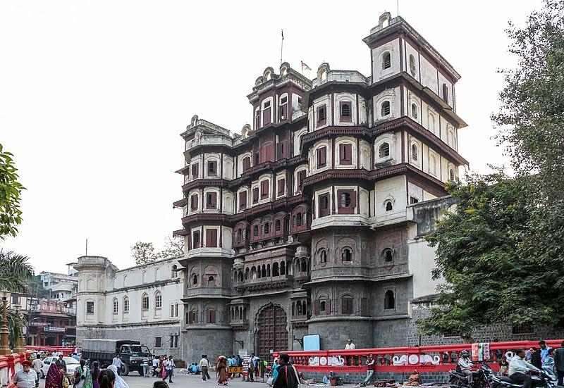 Rajwada Palace, Indore.jpg