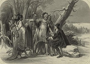 Roger Williams and the Narragansetts - a 19th ...