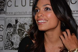 Rosario Dawson at Willows awards