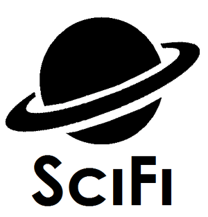 User-created version of the Sci-Fi Channel log...
