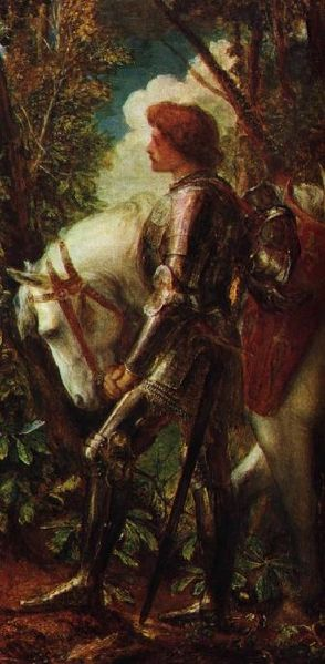 Bestand:Sir Galahad (Watts).jpg