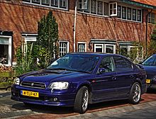 Subaru Legacy (third generation)  Wikipedia