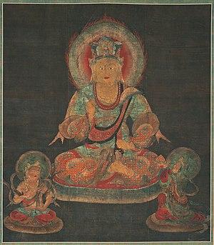 Taishakuten (Skt., Indra)