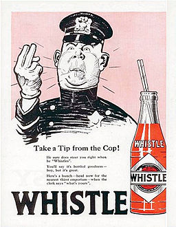 Whistle Cop Sept 1920